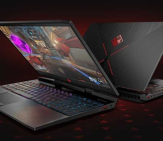 HP Omen with 240 HZ Display