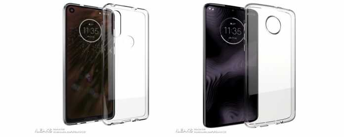 Case Renders of the Moto Z4 Play and the Moto P40