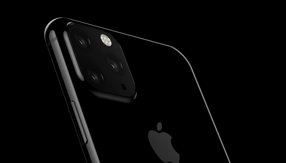 2019 iPhone XI Renders reveals triple rear cameras