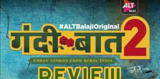 Gandi Baat Season 2 Review Watch Online Download