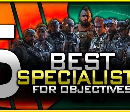 Black Ops 4 Best Top 5 Specialists
