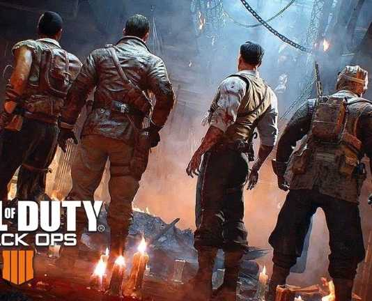 Black Ops 4 Leaked Gauntlet Mode for Zombies Photo