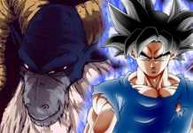 Dragon Ball Super Moro