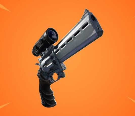 Fortnite Scope Revolver