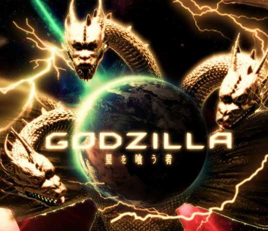 GODZILLA The Planet Eater Download