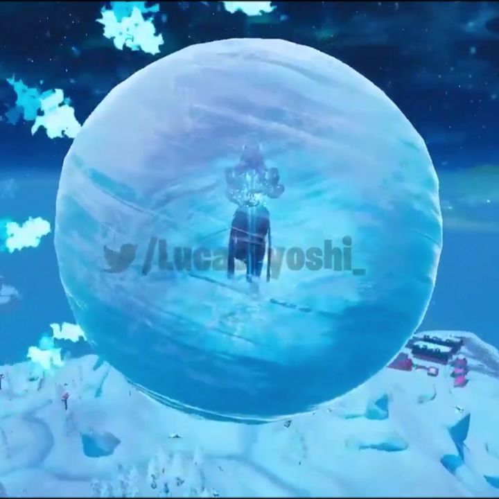 Ice King Event