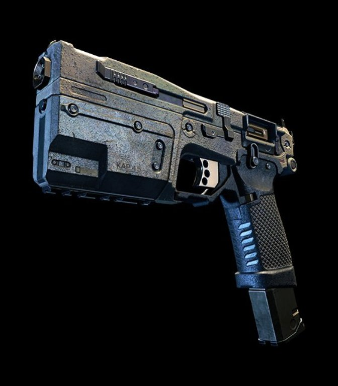 Leaked Files Hints KAP-45 Pistol Coming To Black Ops 4 2 Photo