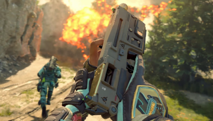 Leaked Files Hints KAP-45 Pistol Coming To Black Ops 4 Photo