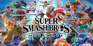 Leaked Super Smash Bros Ultimate DLC Characters Photo