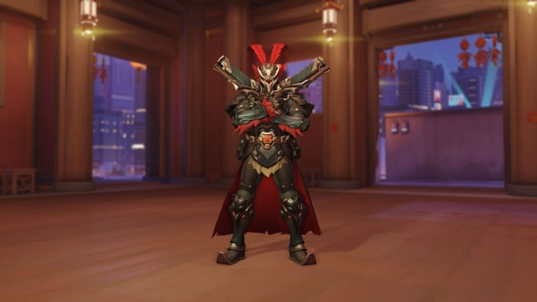 Overwatch All Lunar New Year Year of the Pig 2019 Skins 1 Photo