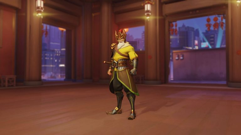 Overwatch All Lunar New Year Year of the Pig 2019 Skins 2 Photo