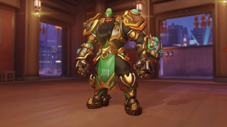 Overwatch All Lunar New Year Year of the Pig 2019 Skins 3 Photo