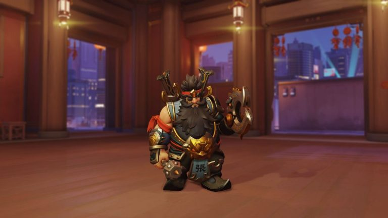 Overwatch All Lunar New Year Year of the Pig 2019 Skins 4 Photo