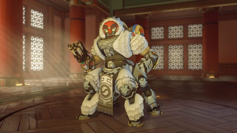 Overwatch All Lunar New Year Year of the Pig 2019 Skins 7 Photo