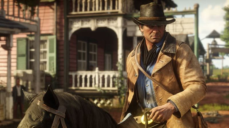 Red Dead Online Game