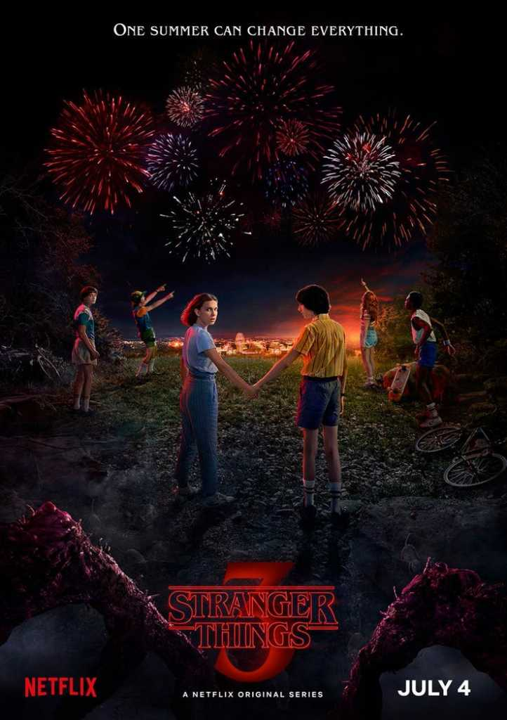 Stranger Things Season 3 Release Date and Poster Revealed by Netflix 1 Photo