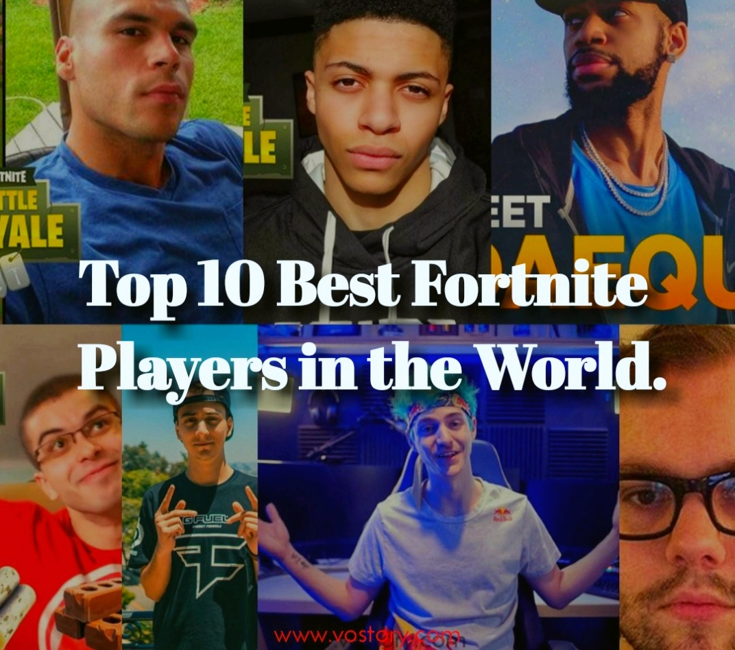top 10 best fortnite players list - ranking best fortnite players