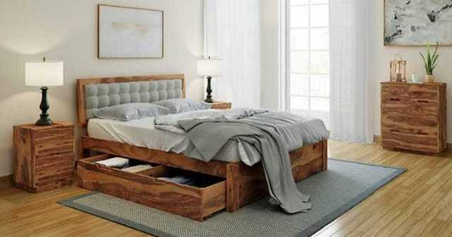 5 Trendy Bed Designs That Will Make You Go Wow