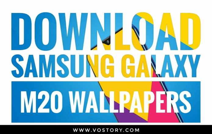 Download Samsung Galaxy M20 Wallpapers