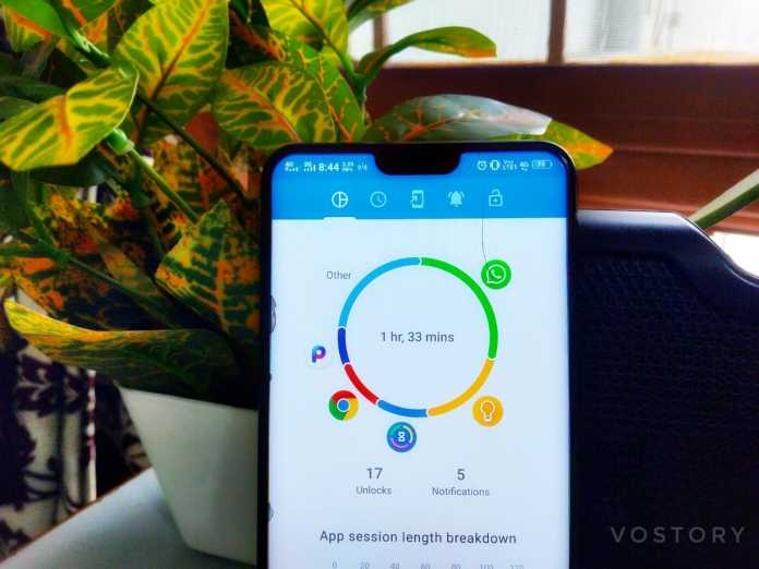 ActionDash brings Google's Digital Wellbeing