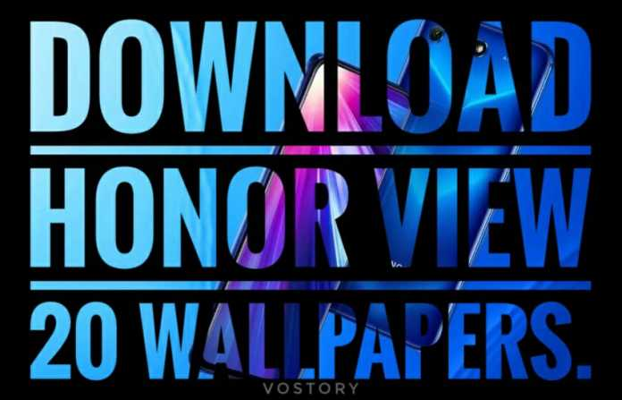 download Honor View 20 wallpapers