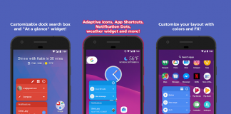 Action Launcher App Review