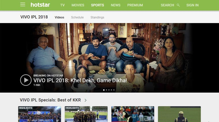 Download Hotstar Premium Apk