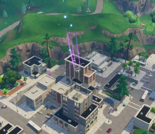 A New Building May Be Added To Tilted Tower In Fortnite Update 7.30