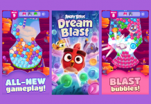 Angry Birds Dream Blast download