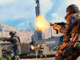 New Call of Duty Black Ops 4 Blackout map