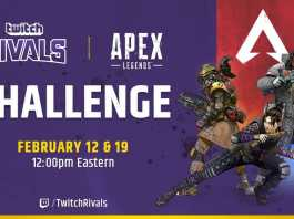 How to watch Apex Legends Twitch Rivals tournament