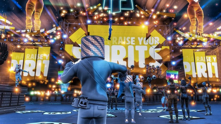 Fortnite Marshmello Event Watched by 10 Million Concurrent Players 1 Photo