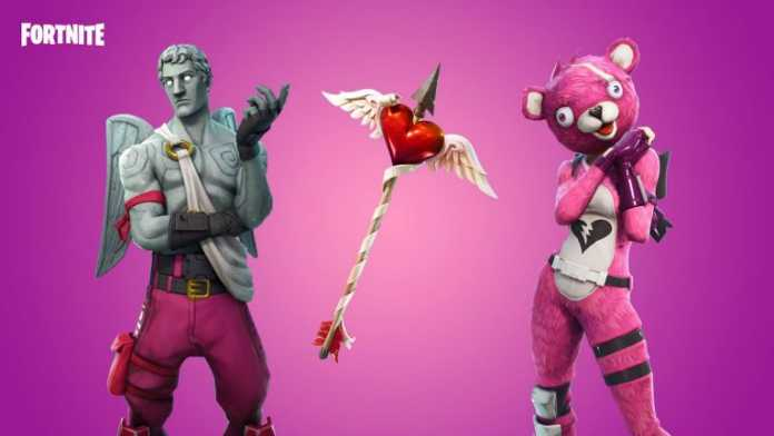 Fortnite Valentine Day Event Challenges and Rewards Leaked Photo