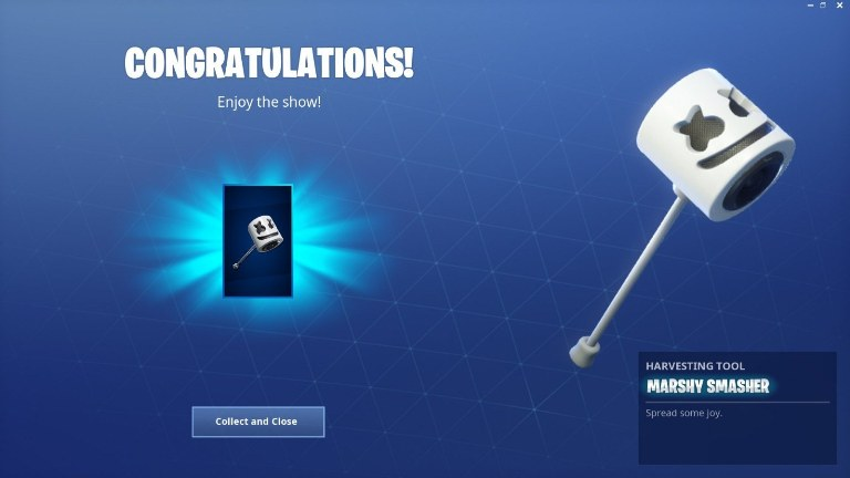 How to complete Fortnite Marshmello Showtime Challenges and Rewards 6 Photo