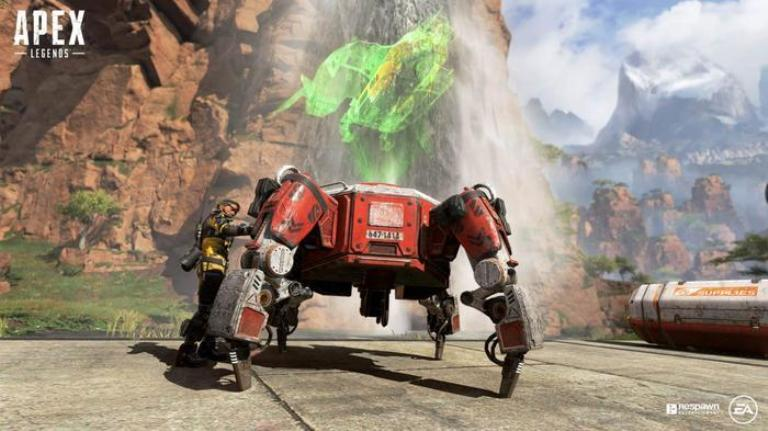 How to respawn your teammates in Apex Legends Photo
