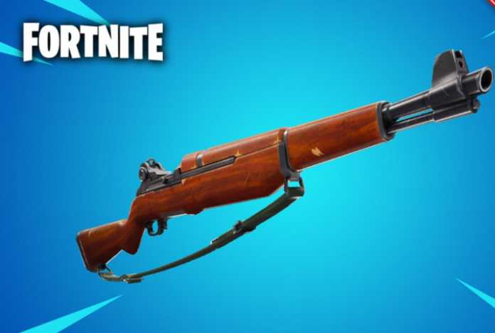 Infantry Rifle Fortnite