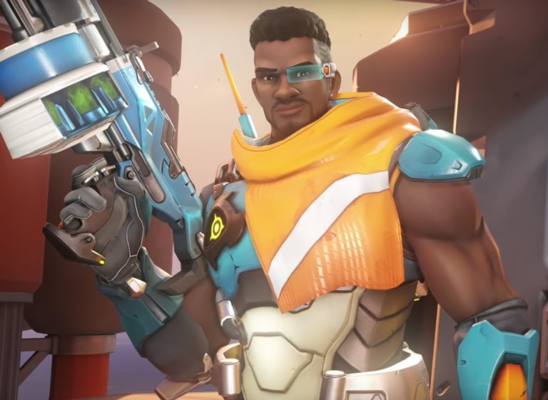 Overwatch PTR Patch Notes for February 26-Baptiste live in-game Photo