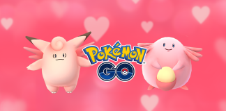 Pokemon Go Valentine's Day Event