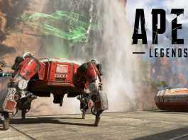 New Apex Legend vehicle leaked