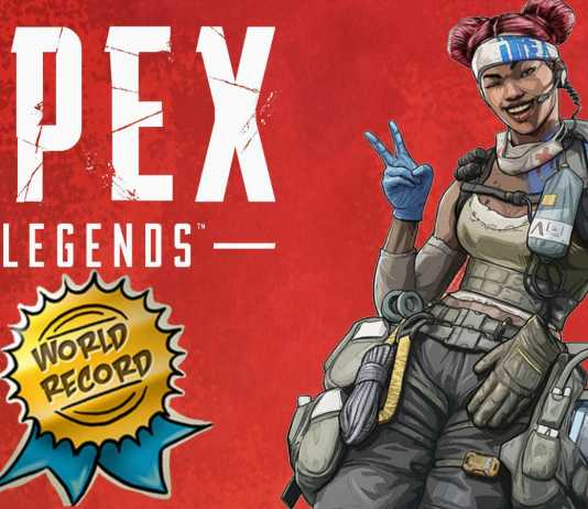 MrSimple has beaten Dizzy's Apex Legends world record for most kills