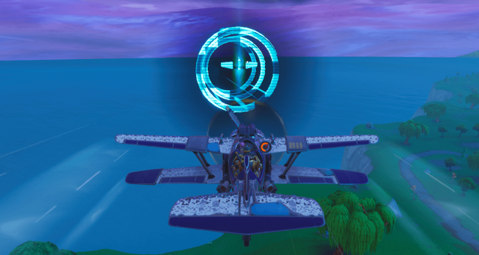 Fortnite X-4 Stormwing Plane Icon