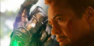 (Iron Man) shares behind the scenes pics of Avengers Endgame Snap