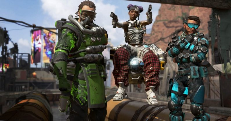 Apex Legends hackers