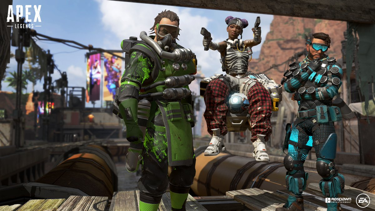 Apex Legends New Character