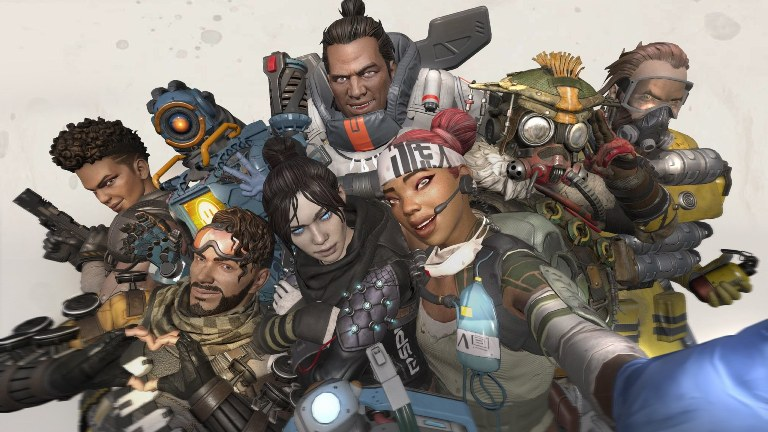 Apex Legends adding NPC Characters to the game leaked Photo