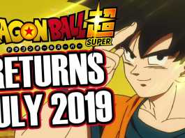 Dragon Ball Super 2019