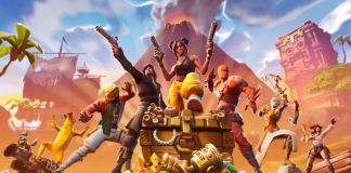 Fortnite Season 8 Week 5 Challenges Guide, Cheatsheet, Race Track in Happy Hamlet, 15 Bounces with Bouncy Ball Photo