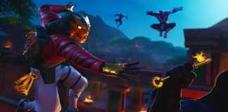 Fortnite Season 8 Week 6 Discovery Secret Banner Location Photo
