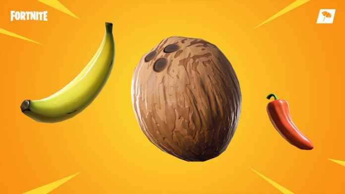 New Foraged Items have been added to Fortnite Photo