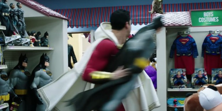 New Shazam Trailer has been released 1 Photo